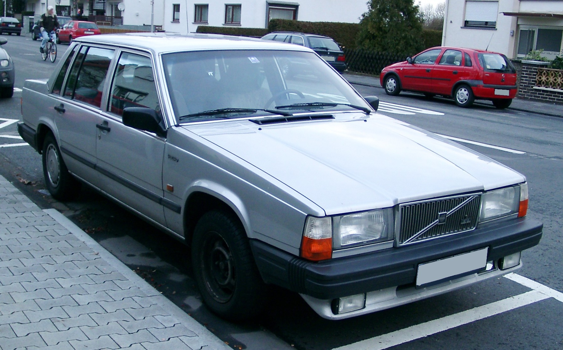 File Volvo 740gl Front 20071211 Jpg Wikimedia Commons