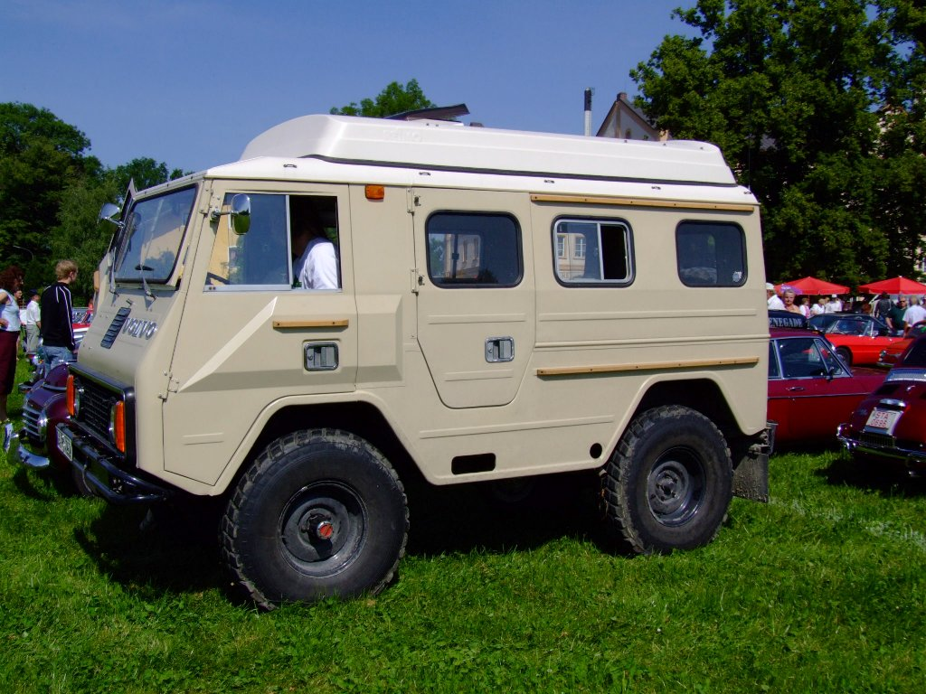 Unimog Camper For Sale >> Volvo C202 - Wikiwand
