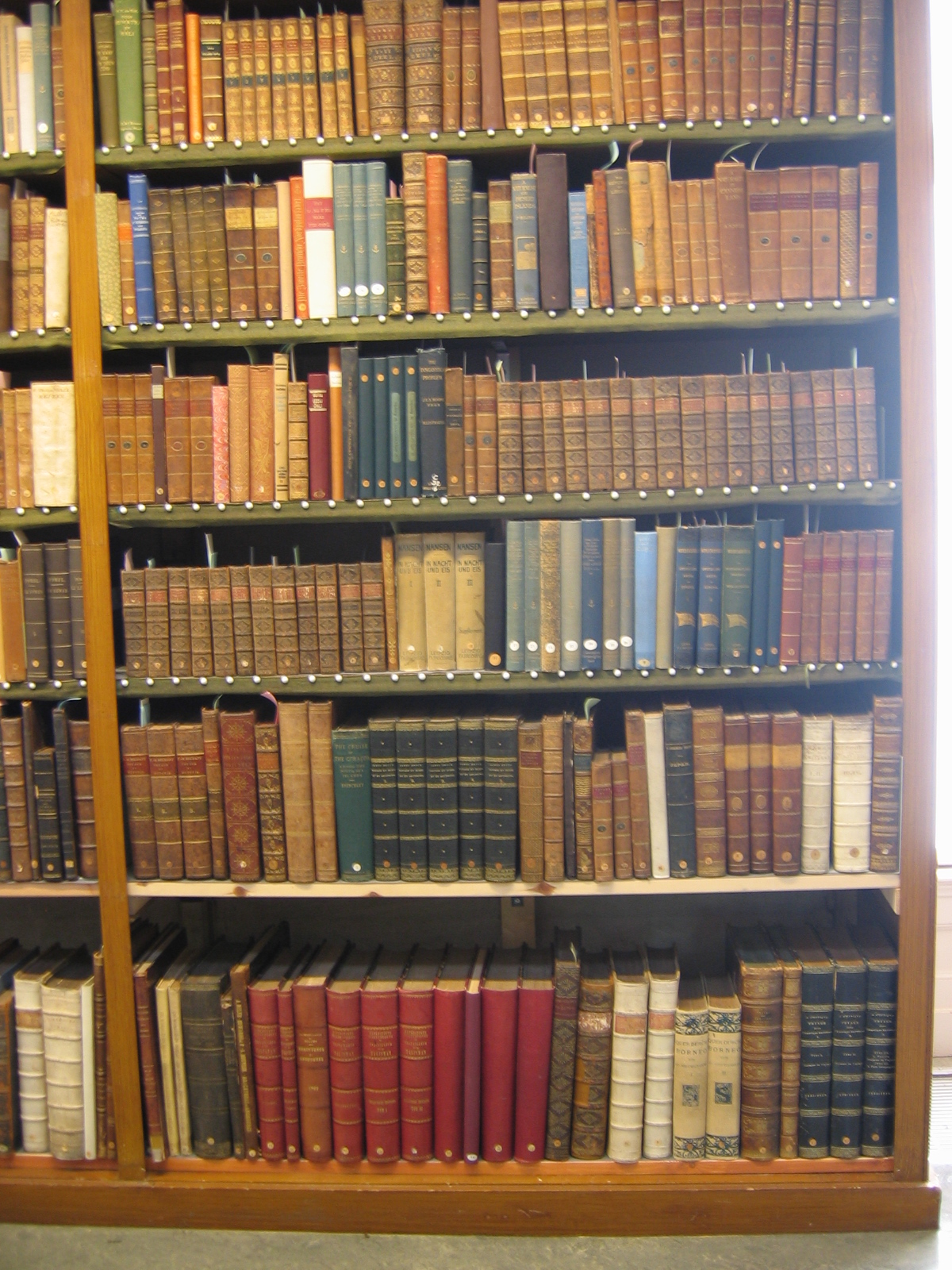 Description WLM - Minke Wagenaar - Artis, Bibliotheek 03.jpg