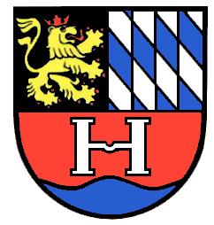 Wappen der Gemeinde Heddesheim