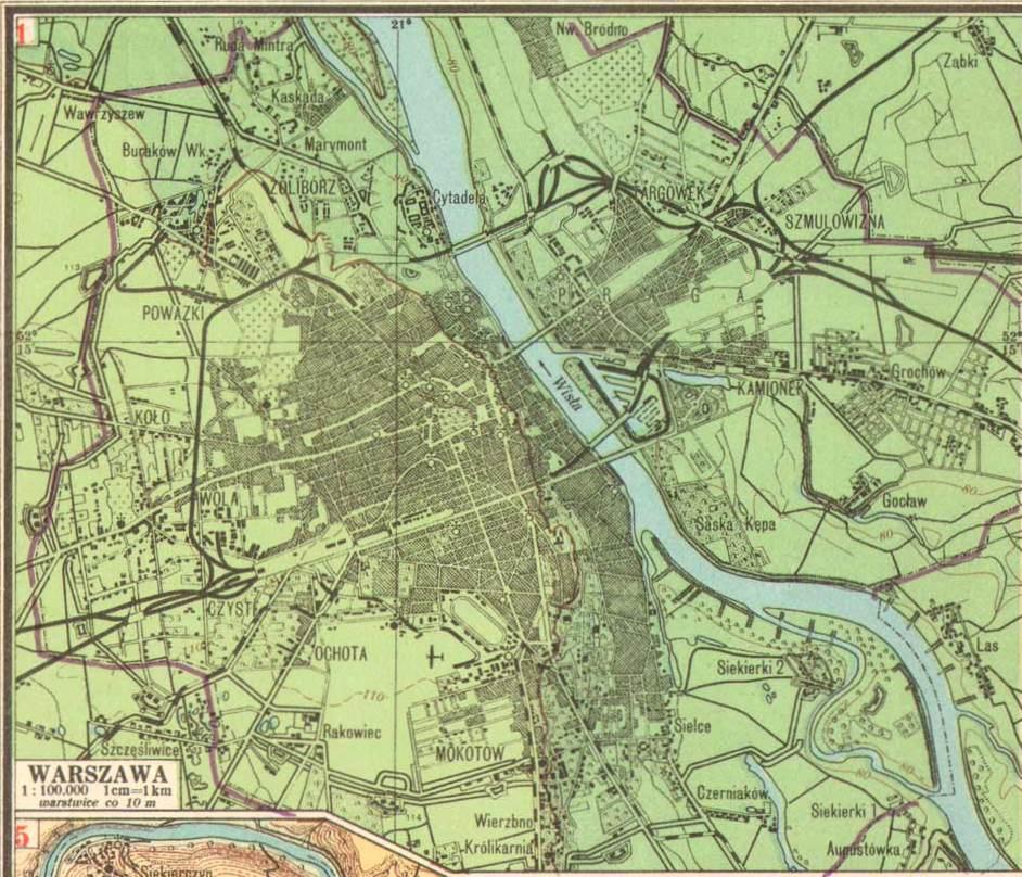 File Warszawa Mapa 1929 Jpg Wikimedia Commons