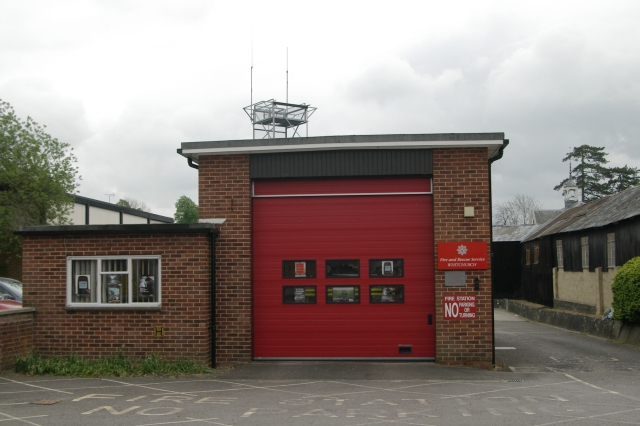 File:Whitchurch Fire Station - geograph.org.uk - 430697.jpg