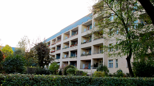 Wohnstadt Carl Legien Oktober 2012 05