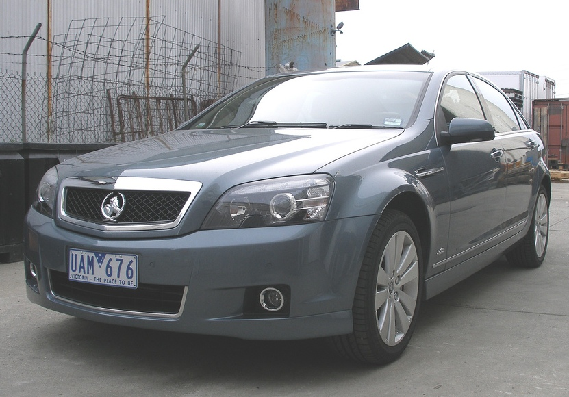 2006 Holden Hfv6 Rodeo. Holden WM Caprice IMAGES