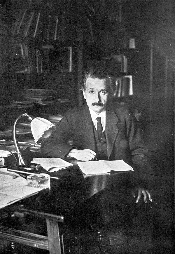 Imágenes de Albert Einstein