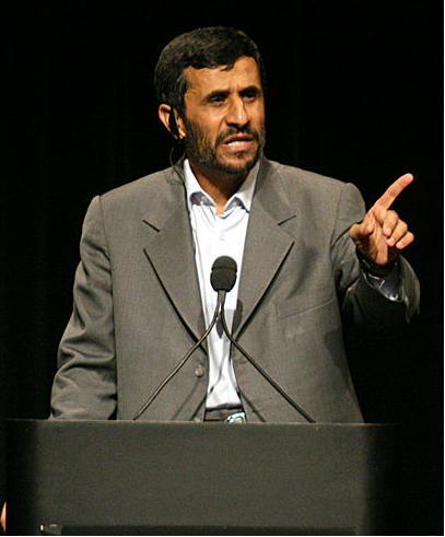 アフマディネジャド大統領