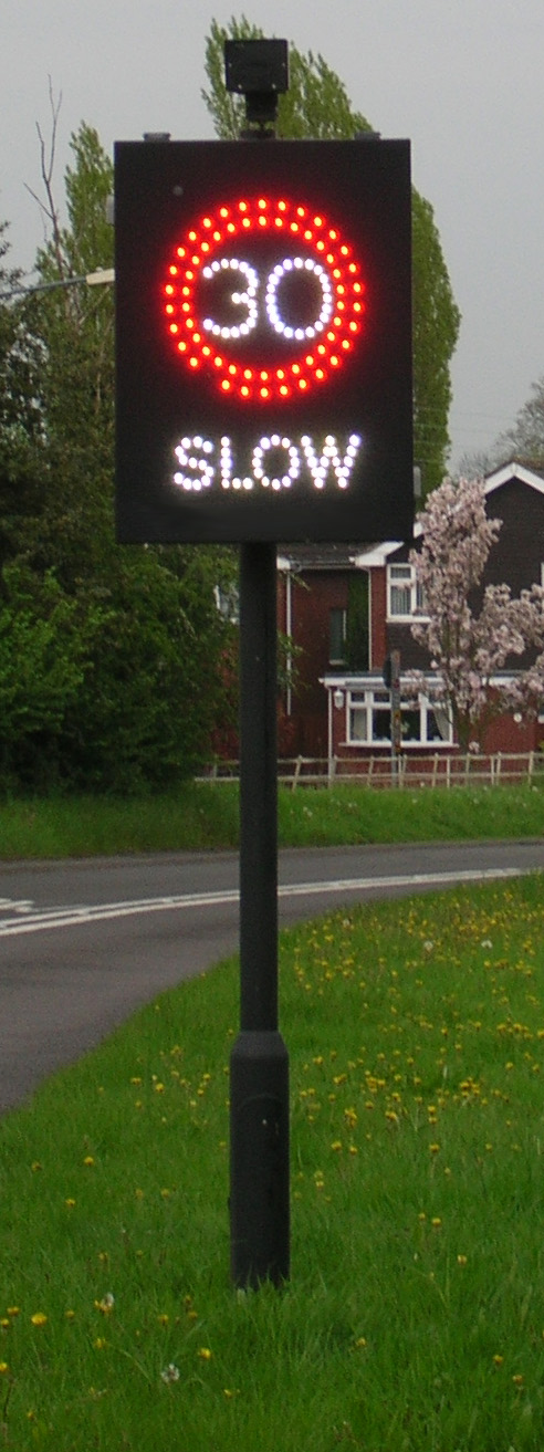 File:Vehicle activated sign (VAS) speed limit enforcement.jpg ...