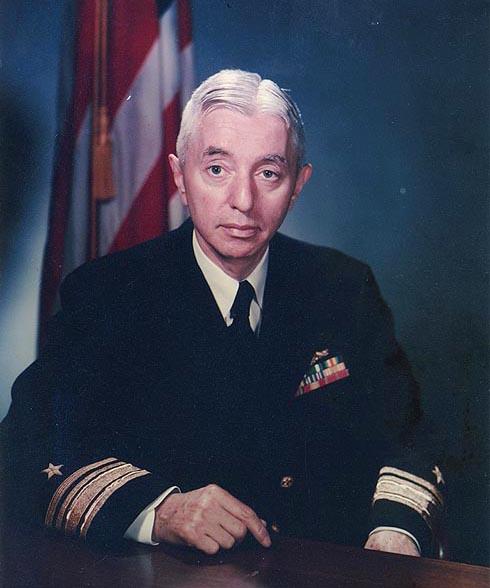 Hyman G Rickover. File:Hyman Rickover 1955.jpg