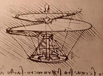 No one more industrious, creative and innovative than Leonardo Da Vinci