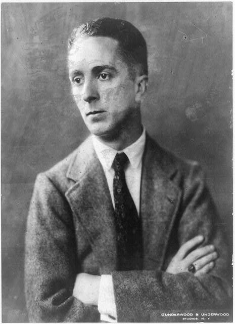 Portrait of Norman Rockwell