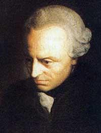 Portrait: Imanuel Kant