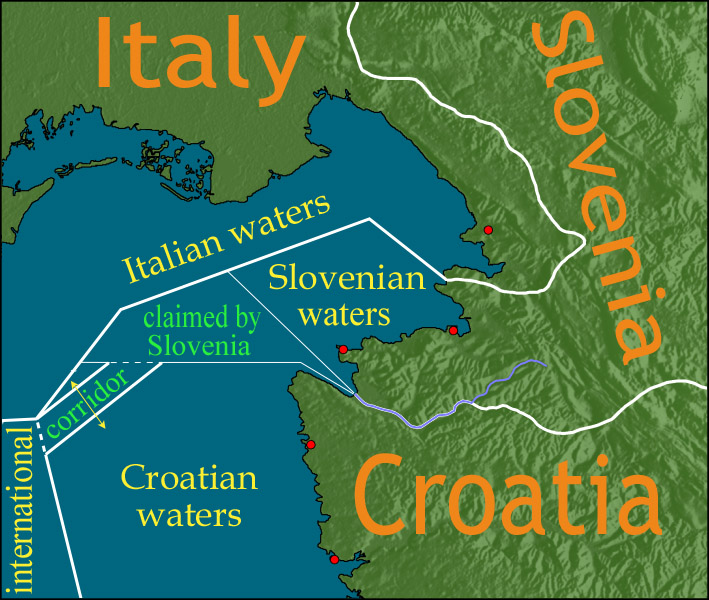 The Bay of Piran (Source: Wikipedia)