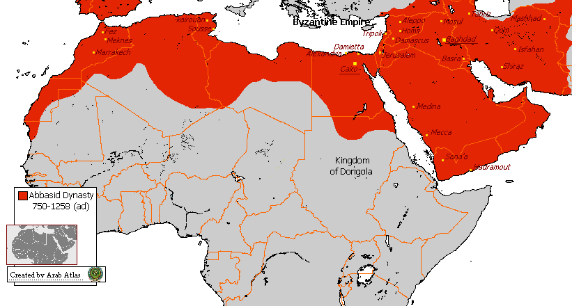 File:Abbasids Dynasty 750 - 1258 (AD).PNG - Wikipedia, the free ...