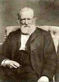 Schriftsteller Theodor Storm