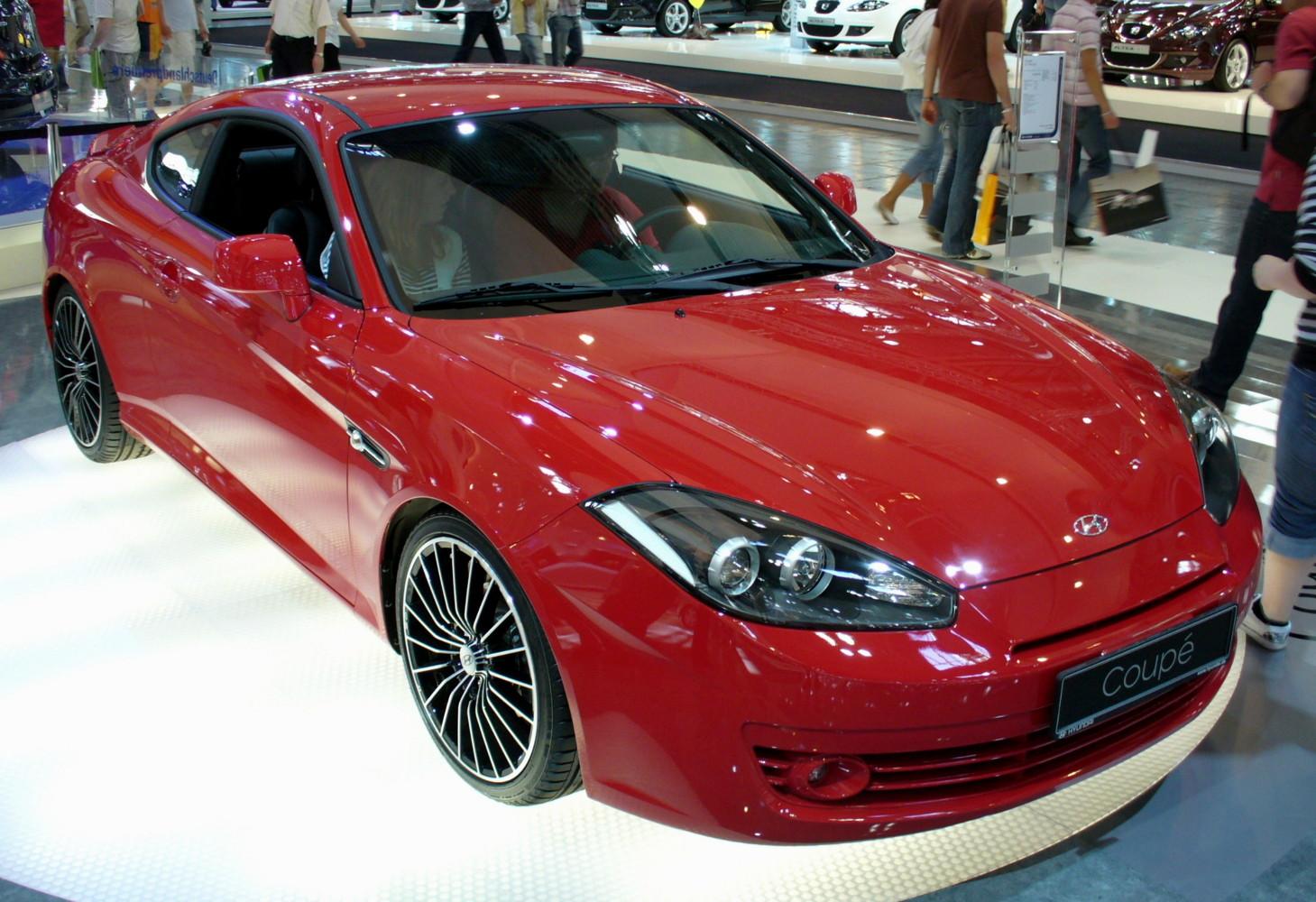 Hyundai Coup 2007
