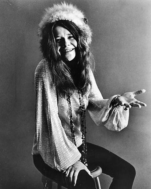 ジャニス・ジョプリン(Janis Lyn Joplin)Wikipediaより