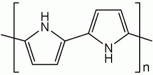 พอลิไพโรล (Polypyrrole)