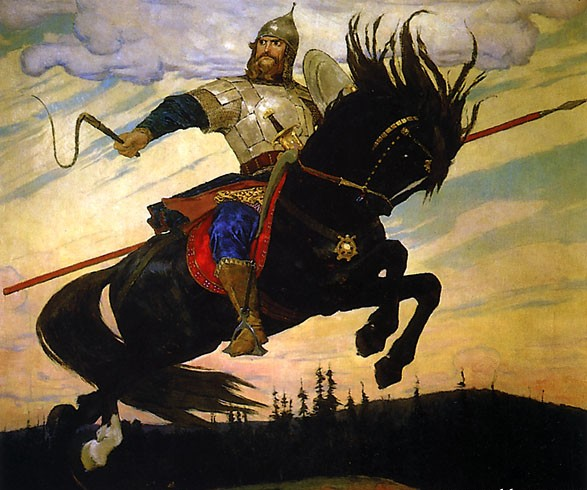 Caballo de Vastnetsov