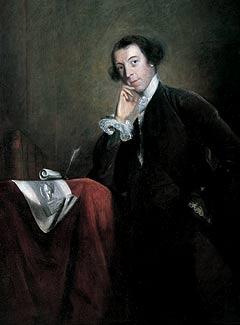 Horace Walpone, autor de El Castillo de Otranto, primera novela gótica