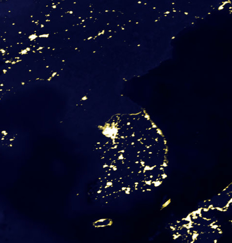 File:Korean peninsula at night.jpg - Wikipedia, the free encyclopedia