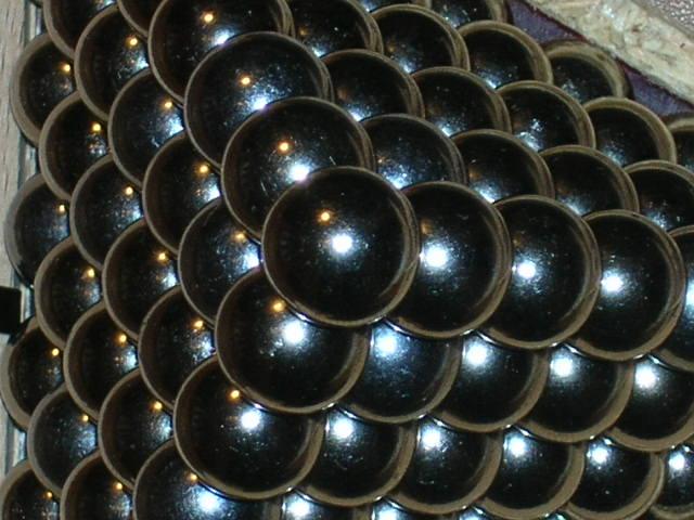 Hexagonal Close Packed. cell, Hexagonal