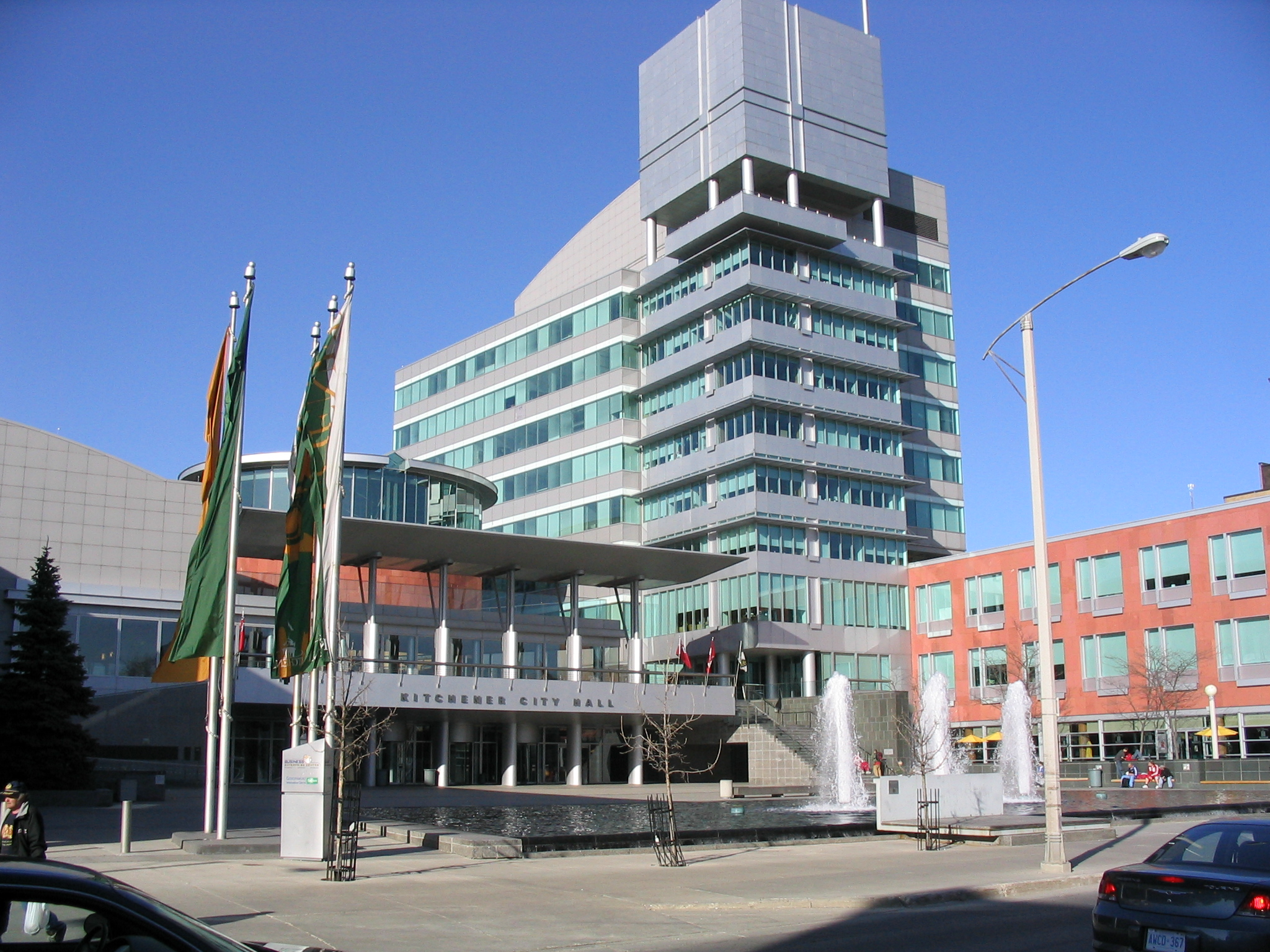 City of Kitchener City Hall