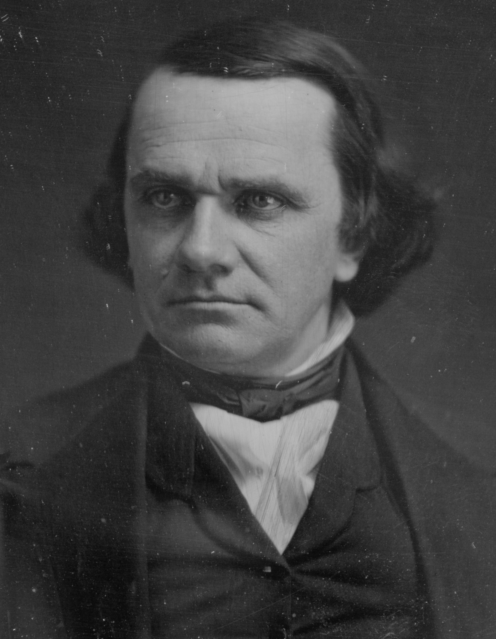 File:Stephen A Douglas - headshot.jpg - Wikipedia, the free ...