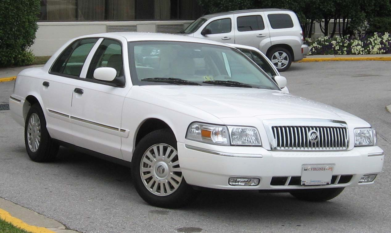 Mercury Grand Marquis  Picture Number 1