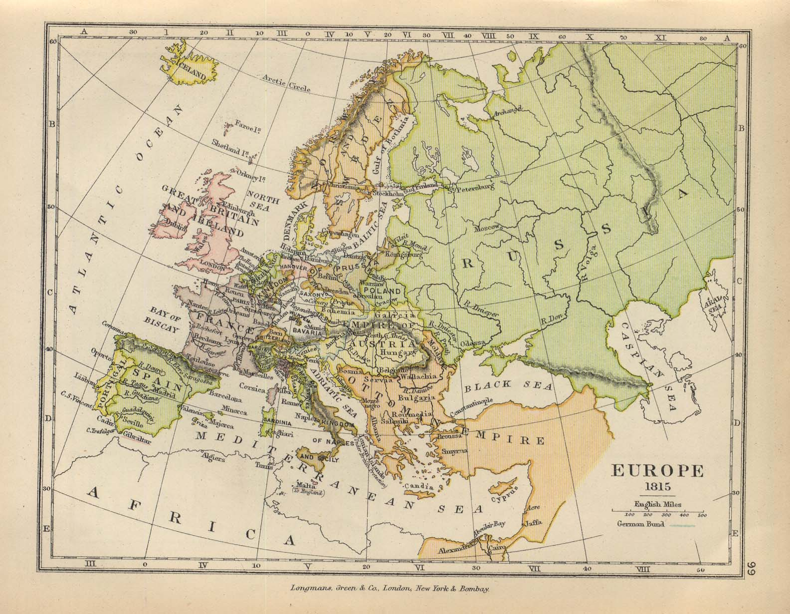 Europe Racial And Linguistic