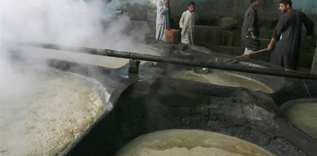 מפעל לסוכר במצרים