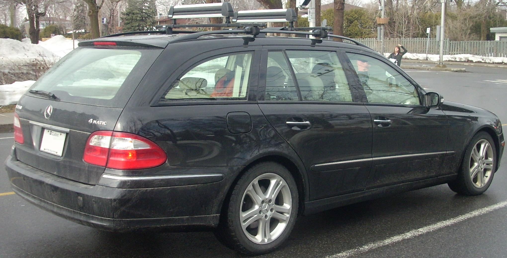2006 mercedes e350 wagon the wagon. Black Bedroom Furniture Sets. Home Design Ideas