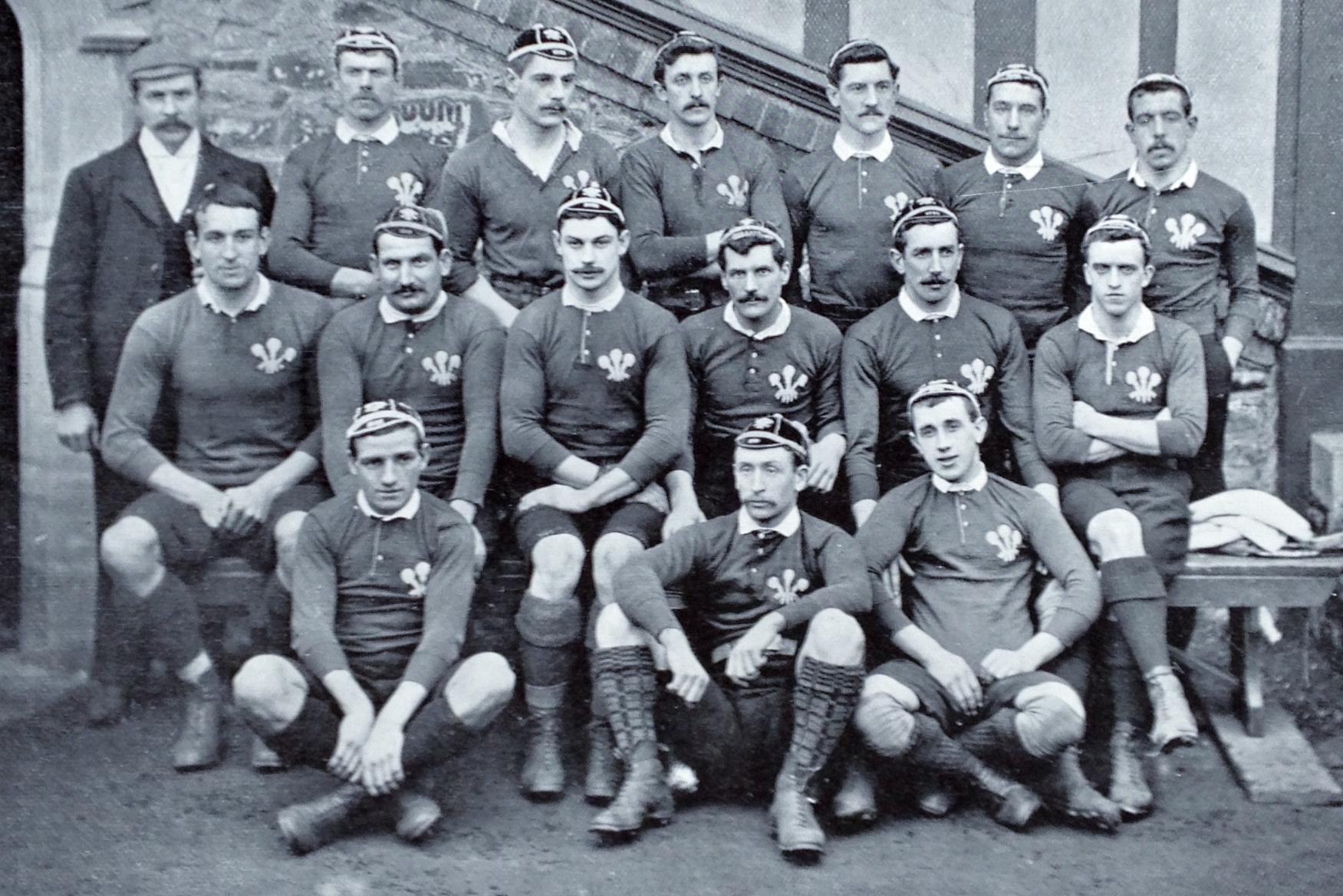 Wales National Rugby Union Team Wikiwand