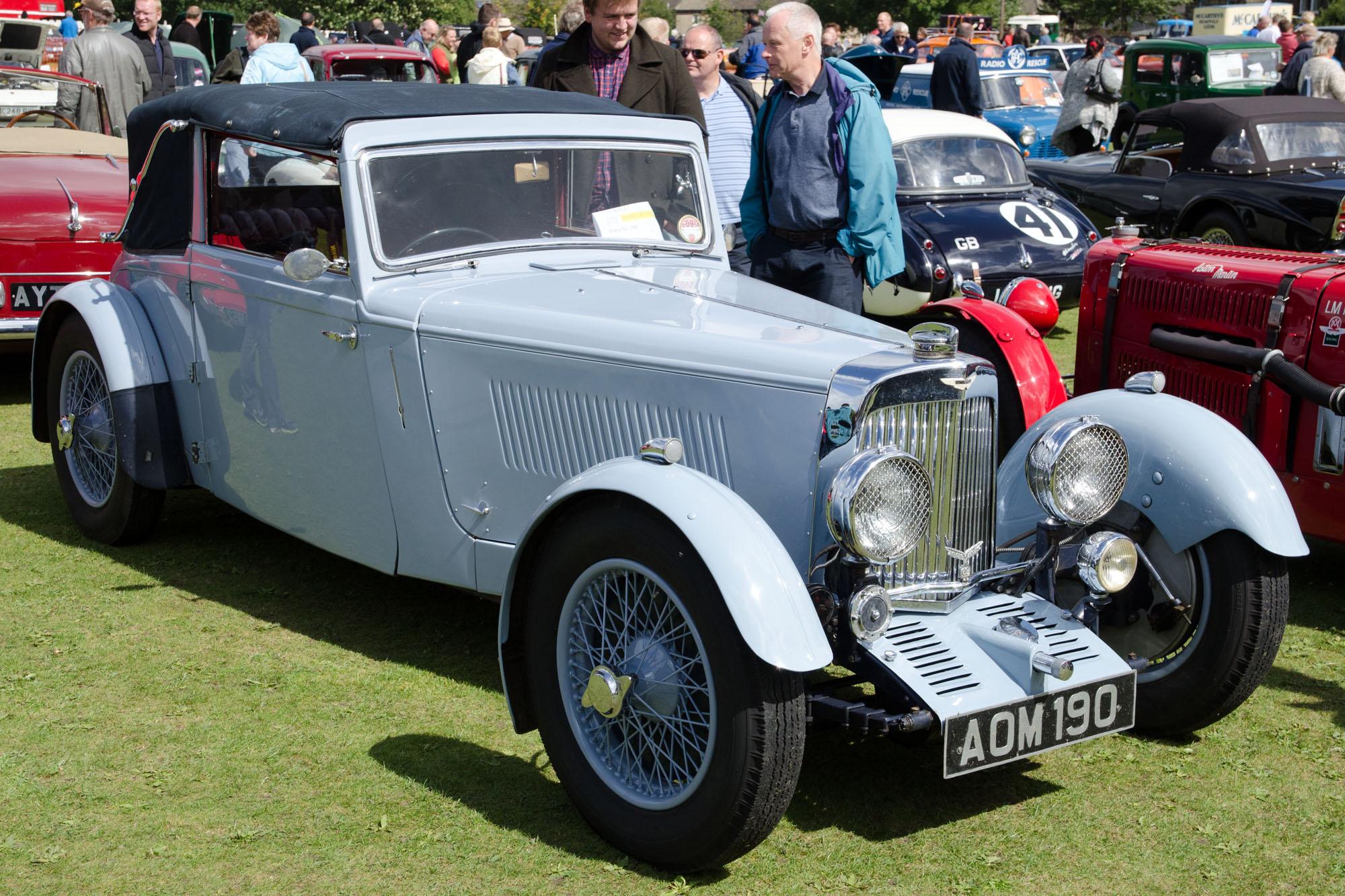 File 1934 Aston Martin Mk Ii 1 5 Litre Dhc 15651891587 Jpg Wikimedia Commons