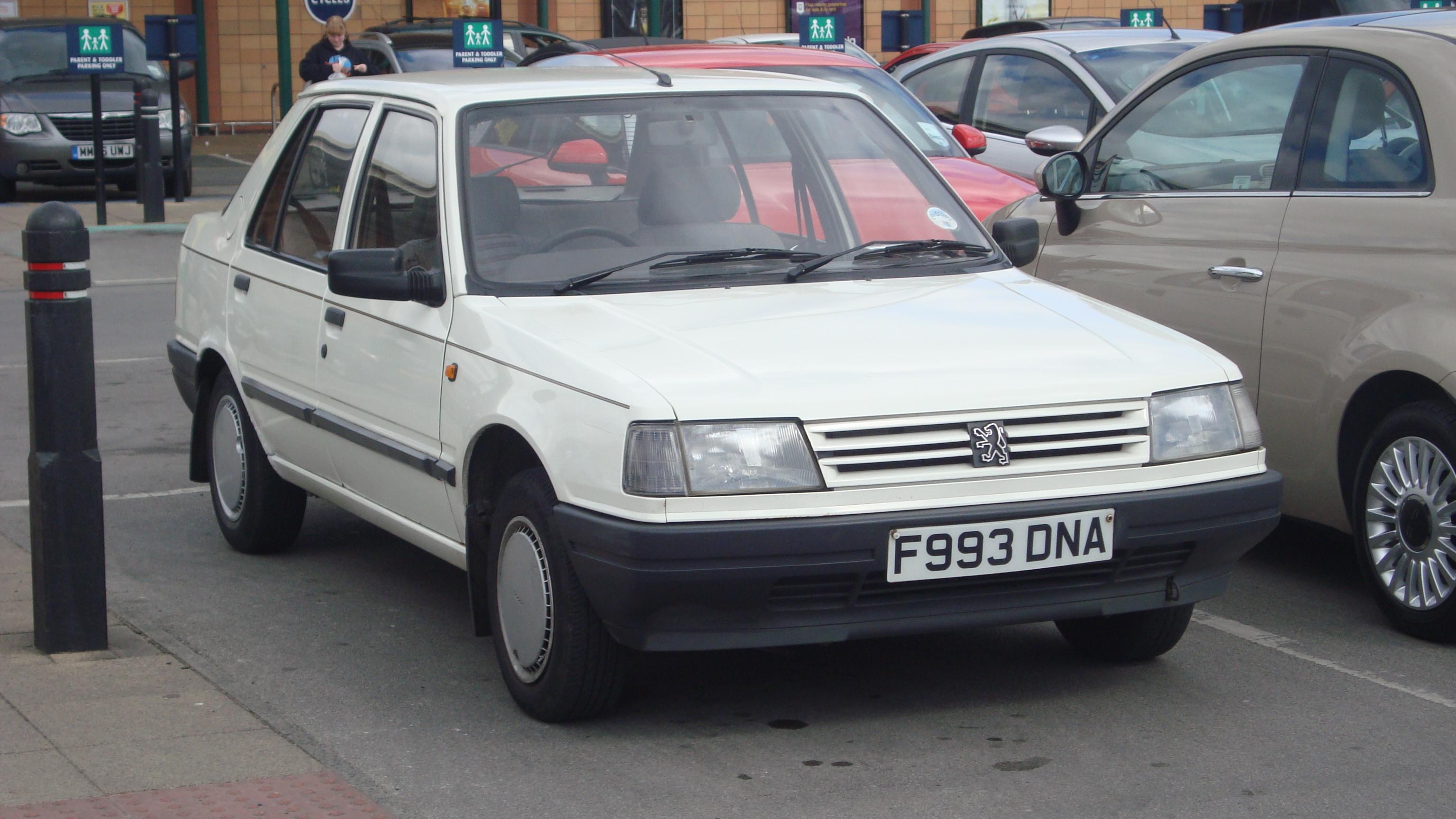 Peugeot 309 Wikiwand
