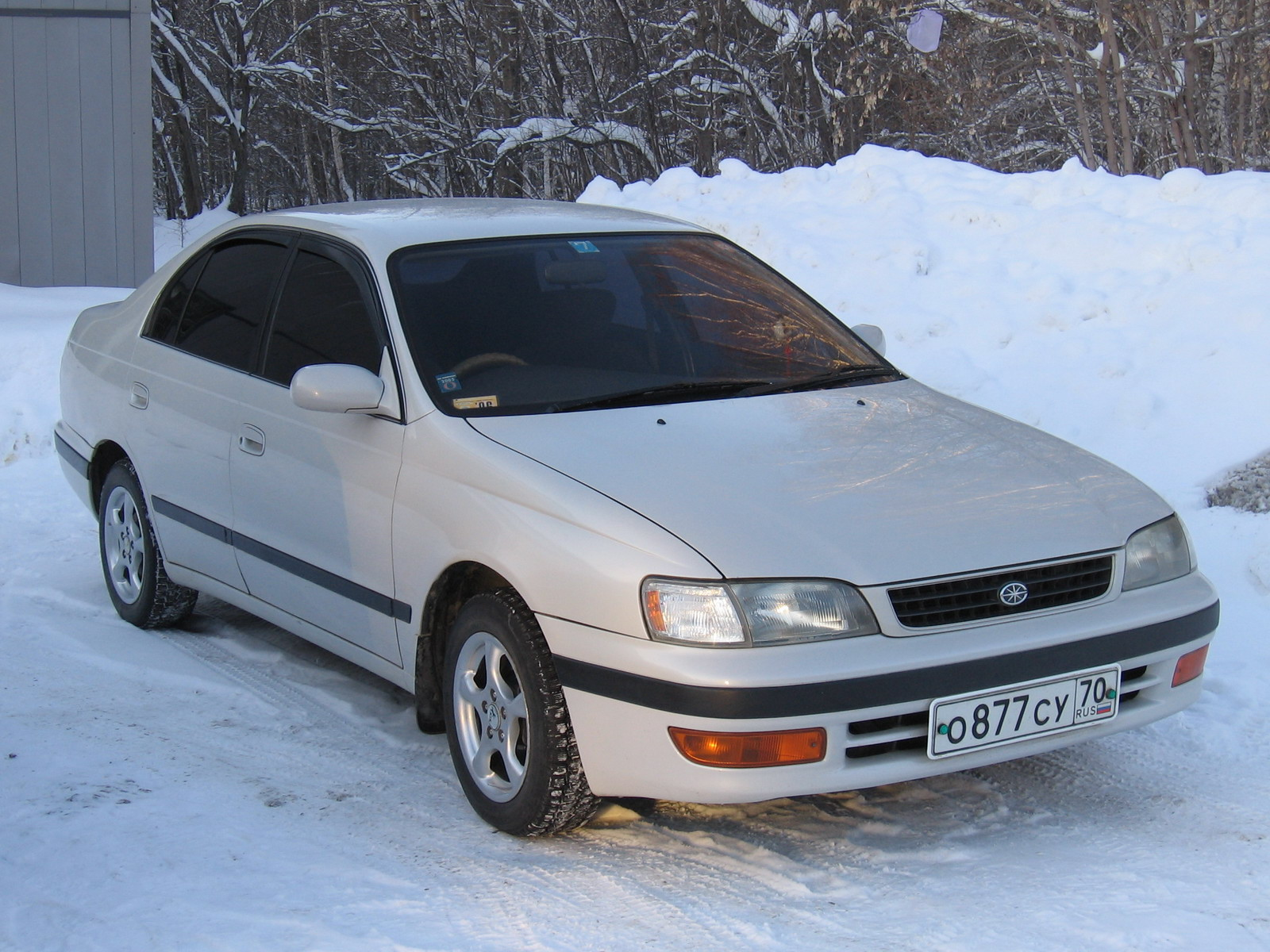Toyota Corona Premio, Красноярск : Объявления : 24AUTO.RU
