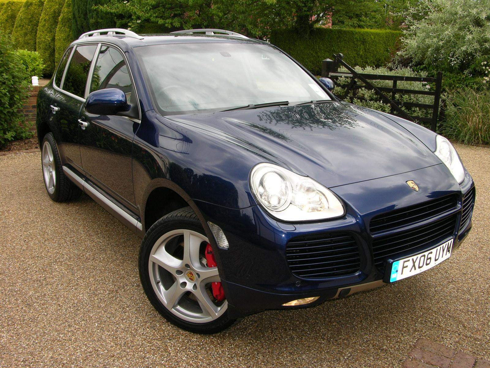 file 2006 porsche cayenne 4 5 turbo s flickr the car spy 23 jpg wikimedia commons. Black Bedroom Furniture Sets. Home Design Ideas