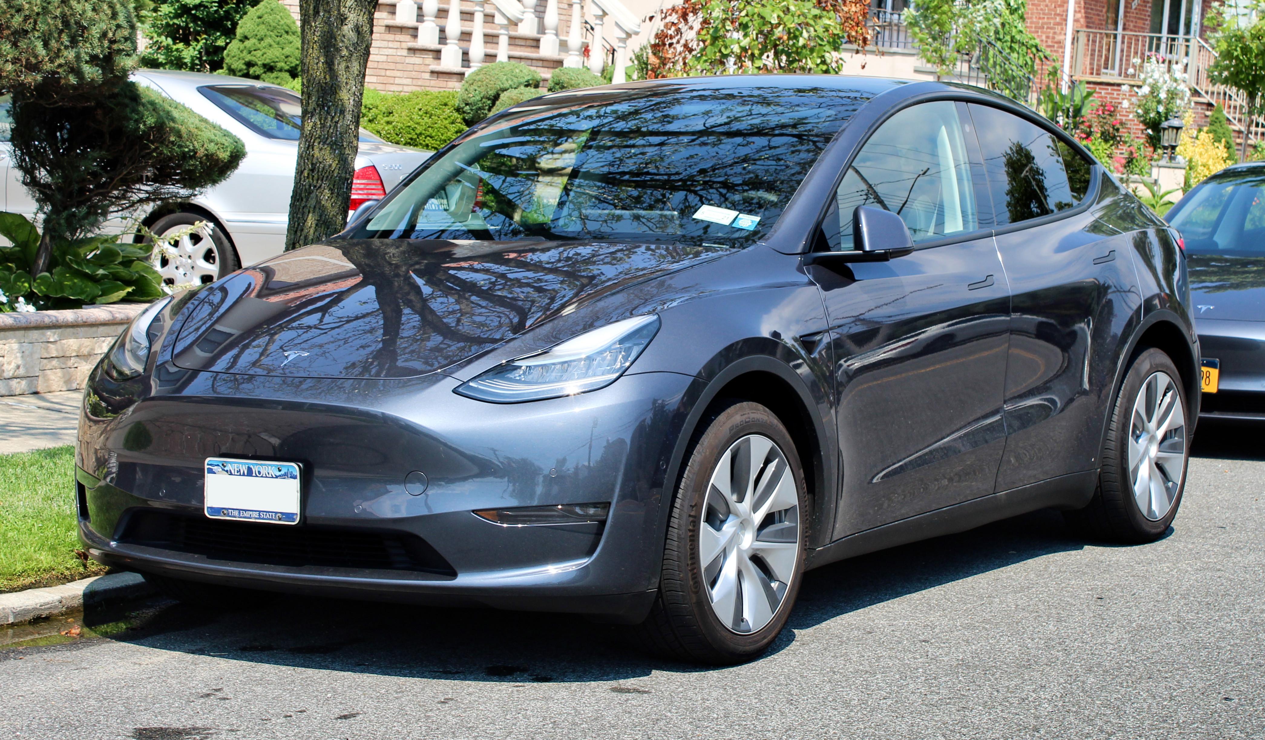 Tesla Model Y Wikipedia