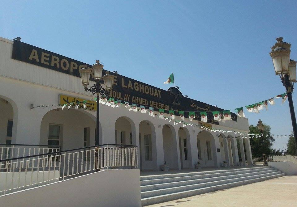 a233roport de laghouat moulay ahmed medeghri � wikip233dia