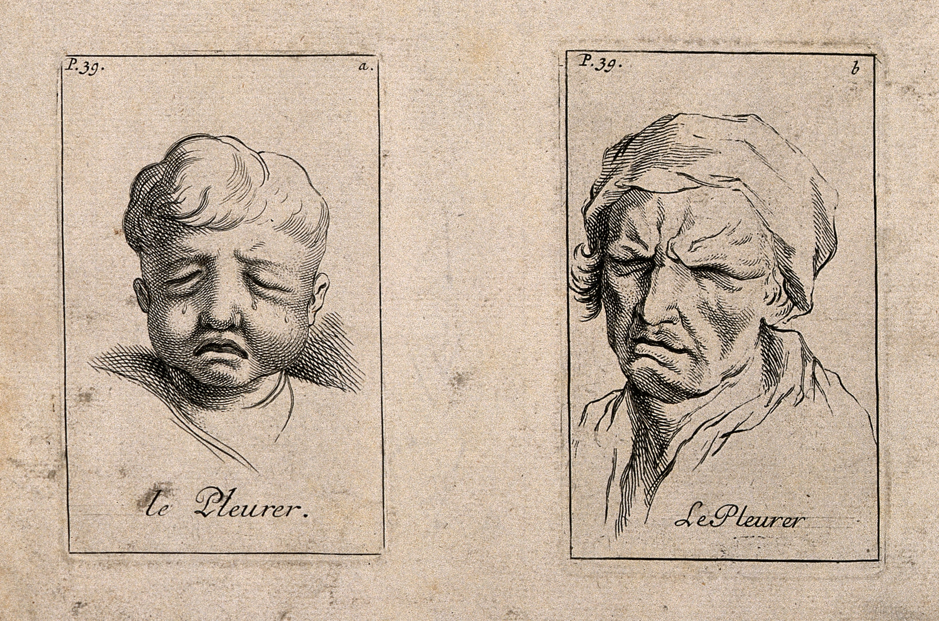 A_boy_weeping_(left)_and_a_man_weeping_(right)._Etching_by_B_Wellcome_V0009396.jpg (3280×2169)