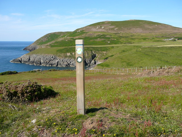 Aberdaron - Coastal Path, Porth Llanllawen