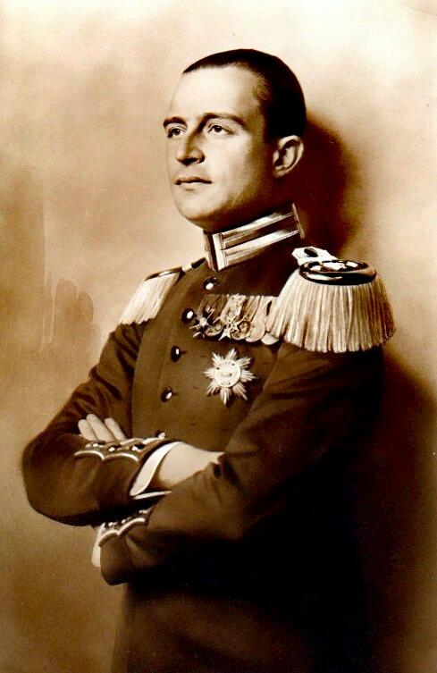 Adolf Friedrich Zu Mecklenburg