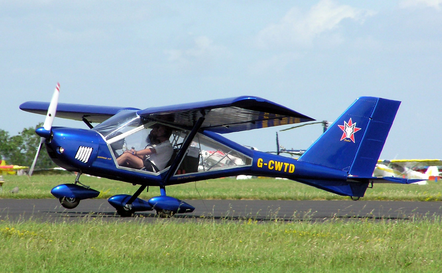 Aeroprakt 22 Чертежи Самолета