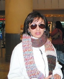 Angham Egyptian singer and actress