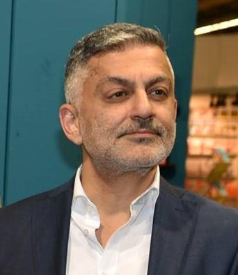 Image of Ashkan Sahihi from Wikidata