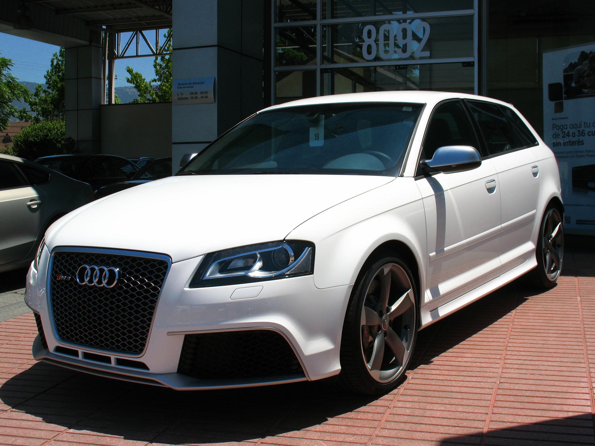 Audi rs3 wiki plugs 17