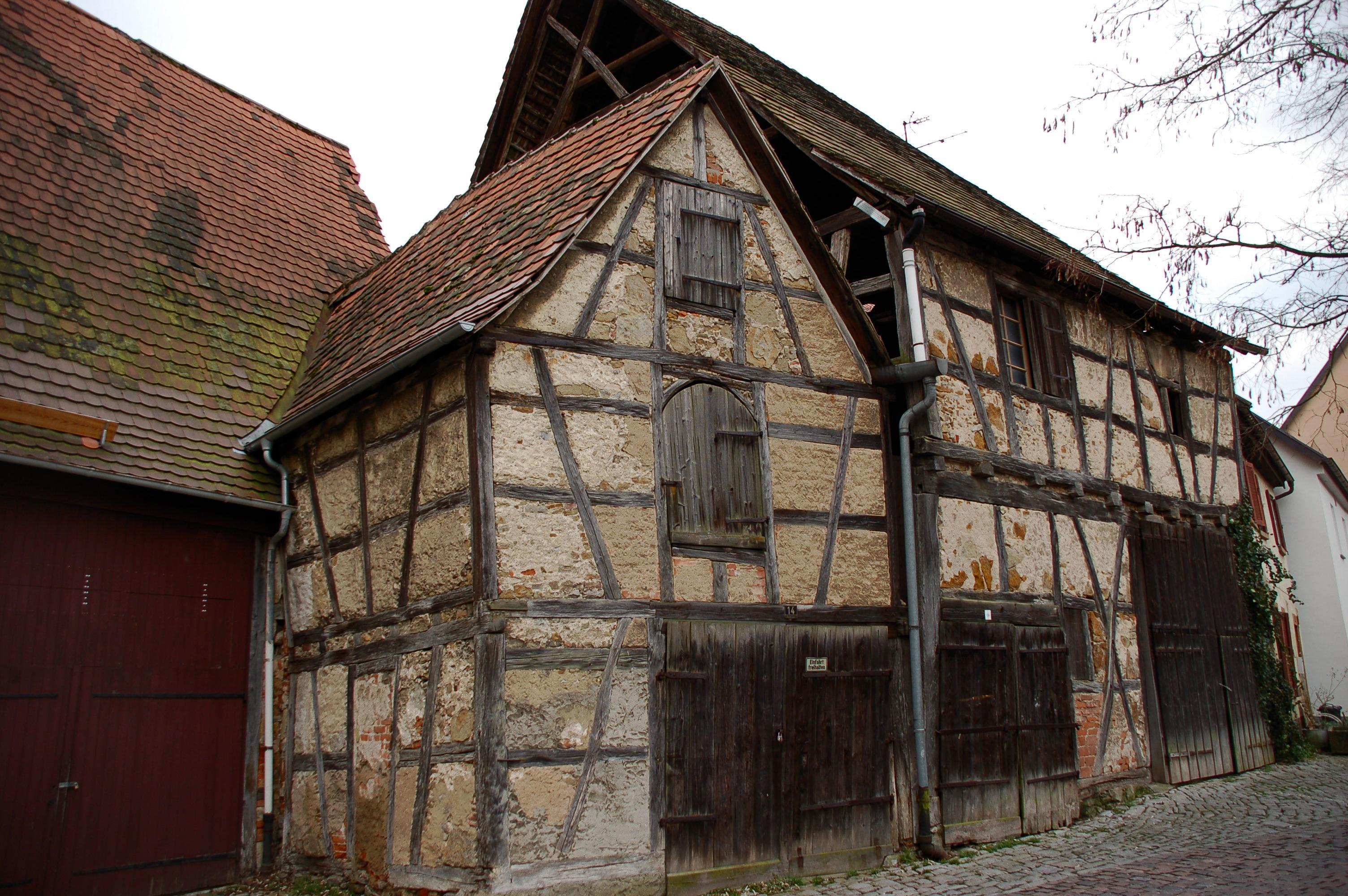 File:Bad Wimpfen - 014 - Old house.jpg