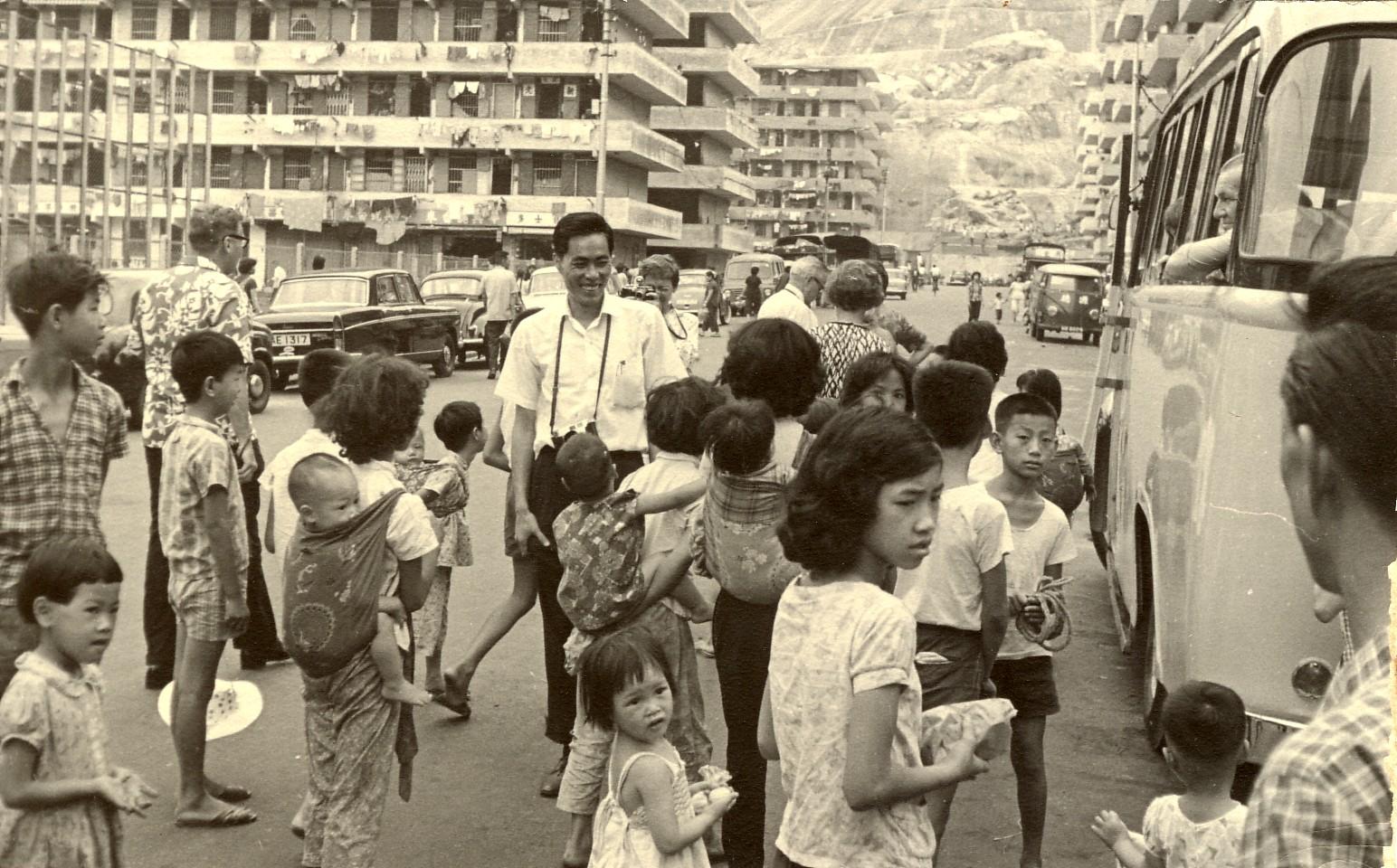1965 In Hong Kong