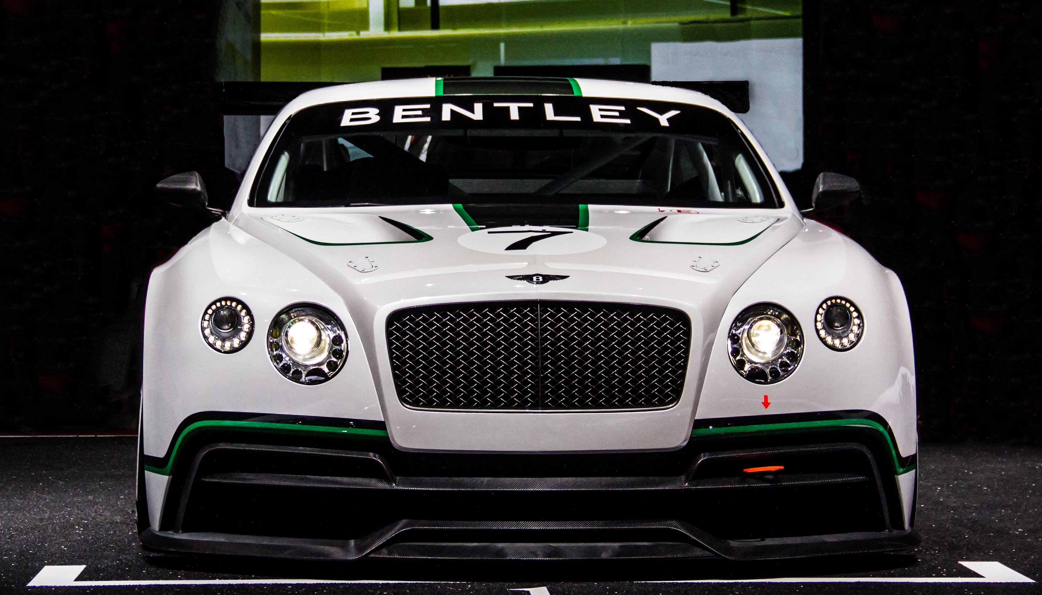 File:Bentley Continental GT3 (8103431437).jpg - Wikimedia ...
