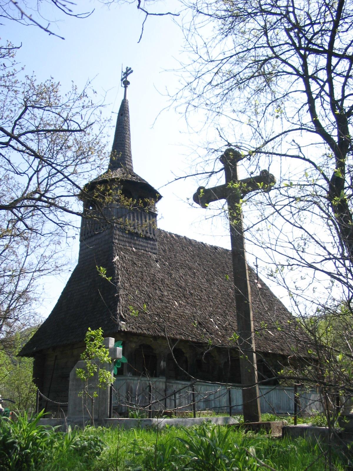 Biserica de lemn din Brusturi