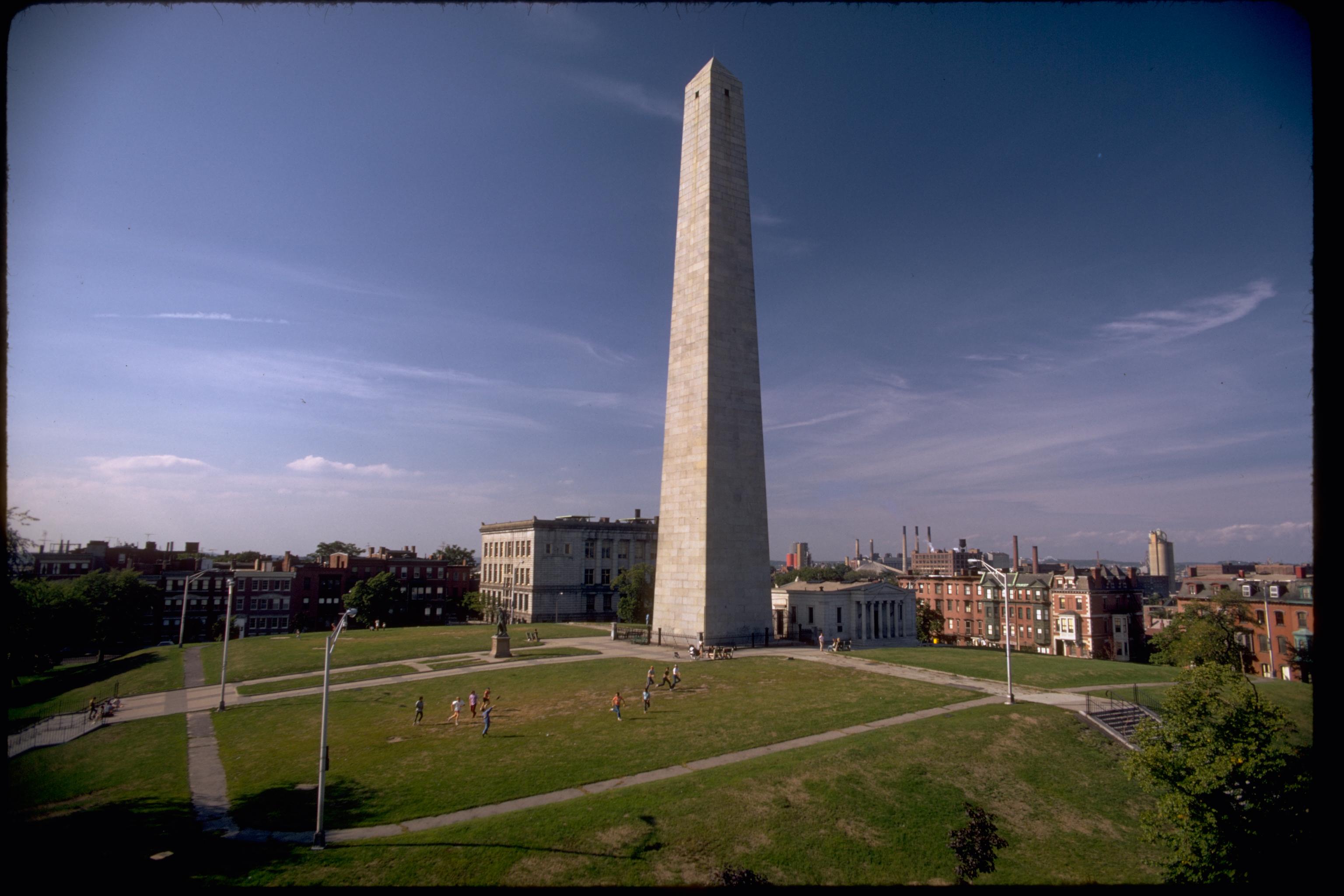 National Park Service Boston Freedom Trail Tour